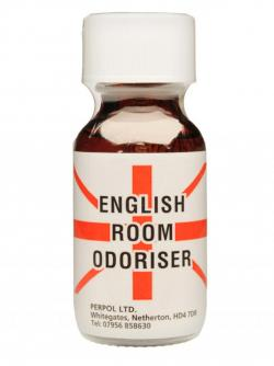 Poppers English Room (propyle) Maxi 25 ml